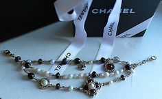 100% AUTHENTIC BRACELET CHANEL COLLECTION 2013 - NEW