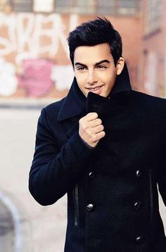 Darin...Hotty Mc Hotterson...I...Love...You. I want to marry your Kurdish ass! :)