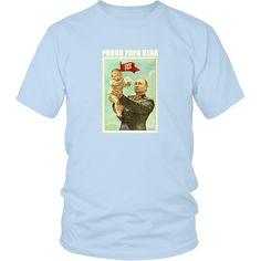 Proud Papa Bear Shirt
