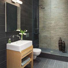 Luxury Bathroom - contemporary - bathroom - new york - Prestige Custom Building & Construction, Inc.