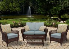 Need to furnish your patio for your next outdoor gathering? Shop at Meijer and save 15% off order of $99+!