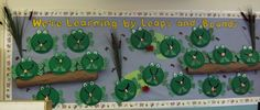 @Lisa Smith and @Claire Vatterott Frog Open House Bulletin Board