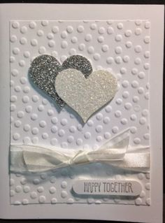 decorative dots, use wedding colors, white organza ribbon