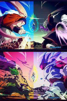 Dragon Ball Gt, Dragon Ball Image, Art Gundam, Otaku Anime, Anime Art, Dbz Wallpapers, Gogeta And Vegito, Wallpaper Naruto Shippuden, Girls Anime