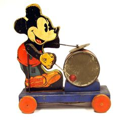 Mickey Mouse Drummer, 1937