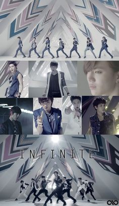 "Infinite - ""The Chaser"" Infintize album review: http://mithunonthe.net/2012/05/16/infinite-infinitize-3rd-mini-album-review/ #infinite #kpop #boyband"
