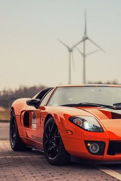 Auto's: Ford GT
