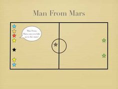 Physical Education Games - Man From Mars warm up games Gym Games For Kids, Summer Camp Games, Camping Games, Exercise For Kids, Physical Education Activities, Pe Activities, Health And Physical Education, Dementia Activities, Movement Activities
