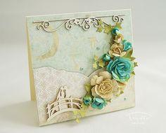 Odskocznia vairatki: Kwiaty z papieru morwowego... Wedding Cards, Decorative Boxes, Paper, Wedding Ecards, Decorative Storage Boxes, Wedding Invitation Cards, Wedding Card