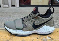 The Nike PG 1 Elements is featured in another look and scheduled to drop on June Paul George Shoes, Nike Paul George, Nike Free Shoes, Nike Shoes Outlet, Sports Shoes, Basketball Shoes, Reebok, Nba, Nike Free Runners