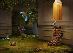 christian louboutin fairytale ad - Google Search