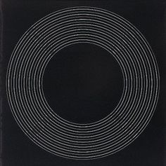 Black Painting Concentric Circles, Ralph Hotere Oil on Board 910 x From 1968 Hotere was concerned with black paintings in which formal reduction took on a minimalist approach much. Hard Edge Painting, Action Painting, Black Painting, Tantra, Ring Around The Moon, Ad Reinhardt, Kenneth Noland, New Zealand Art, Mandalas