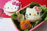 Hello Kitty Guest Dessert Feature on http://blog.amyatlas.com