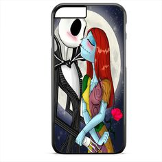 Jack And Sally Nightmare Before Christmas TATUM-5727 Apple Phonecase Cover For Iphone SE Case