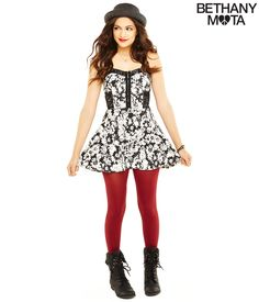 Daisy Dress from Bethany Mota Collection at Aeropostale