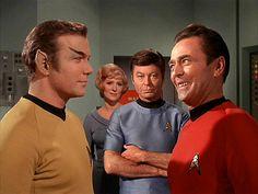 "Star Trek ""Kirk as Romulan"""