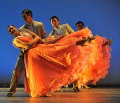 Southern Utah University's ballroom dance company