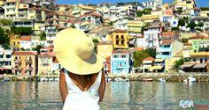Parga, cel mai colorat oraș din Grecia
