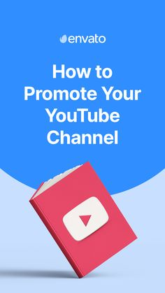 Understanding the art of #YouTube channel management will help you level up your video marketing game. So we've put together the essential YouTube toolkit to help you promote your channel. Ready to dive in?