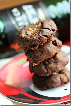 Chocolaty Sticky Toffee Pudding Cookies -> amazing!