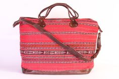 Amanda Sofia Huipil Weekender Bag