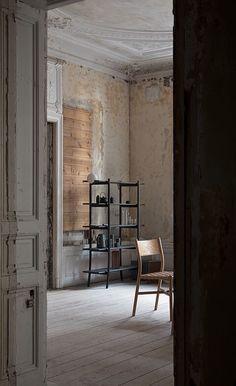 53af8bad3b24 Annaleena Interiors, A quiet reflection installation | Stockholm 2018