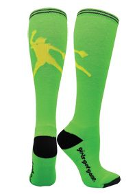 girls got game Pitch Sock | girls got game © Softball Fastpitch