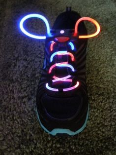Rainbow multi-color Led fashion Flashing Shoelaces by Fashion Products, http://www.amazon.com/dp/B004OE7L8C/ref=cm_sw_r_pi_dp_f9Pfqb19Y08PX