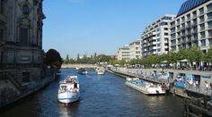 Berlin har et litt veneziansk uttrykk pga. sine kanaler, slik som bl.a. også Stockholm har.