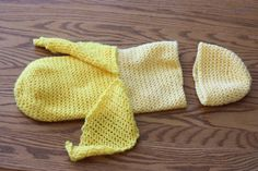 Banana Newborn Cocoon by HandmadeByHamond on Etsy