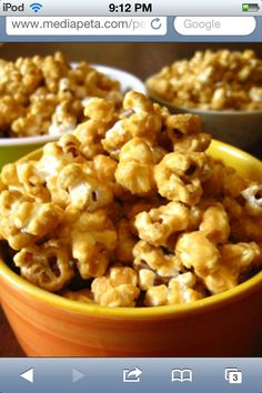 How to Make Carmel Popcorn This is the way my Auntie Brenda makes it