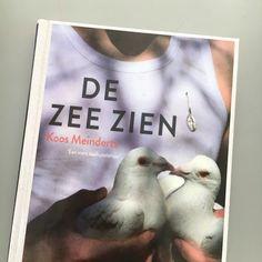 #boekperweek 72/53. De zee zien van Koos Meinderts.