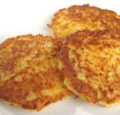 Bavarian Kartoffelpuffer, Reibekuchen, Reiberdatschi - Potato Pancakes Recipe on Yummly. @yummly #recipe