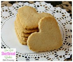 Share343 Pin7K Flip Reddit TweetShares 8KLow Carb Shortbread Cookies – Keto Friendly Recipe I am so excited to share myLow Carb Shortbread Cookies – Keto Friendly Recipe I just made! Guys, you can have cookies on the Keto Diet!!! Shortbread cookies are my absolute favorite! These cookies have the same texture and the same butteryContinue Reading...
