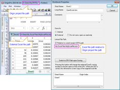 Leveraging Linked Workbooks in Excel  In this presentation Excel expert David Ringstrom, CPA discusses the pros and cons of workbook links, and walks you through the nuances of creating workbook links.  http://www.compliance4all.com/control/w_product/~product_id=500673LIVE