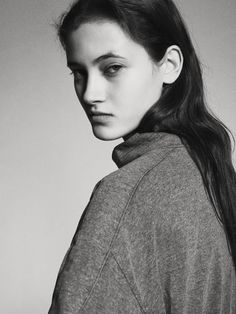 Fashion fan blog from industry supermodels: Greta Varlese - New article by Interview magazine ...