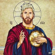 Messi is a messenger from God
