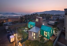 Gallery of Tower House / ON Architecture - 1