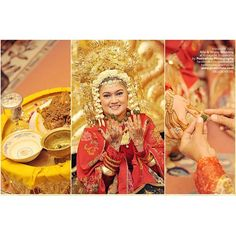 Malam Bainai. Nila+Wisnu #wedding#weddingminangkabau #weddingpadang #indonesiawedding http://poetrafoto.com/wedding-photography.html