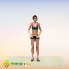 Use this guided video workout to walk 1 mile at home. The full vide workout 10 Minute Cardio Workout, Full Leg Workout, Gym Workouts, At Home Workouts, Gym Workout For Beginners, Fitness Workout For Women, Workout Videos, Walking Exercise Video, Walking Training