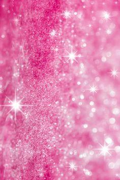 Pink Glitter!