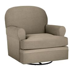 Shop Dylan Swivel Glider (Doss Otter).  Our super comfortable Dylan Swivel Glider features a large seat and high back to accommodate both moms and dads.  It's an ideal place for feeding and then rocking baby to sleep.