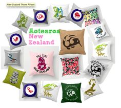 New Zealand Inspired throw pillows. Native birds, Koru, Kowhaiwhai. If you would like any help or even other work done please feel free to contact me via this website. Thank you for viewing my work.#polyvore #kiwi  https://www.tsu.co/WisdomSeekers #tsu @CarolynSmith #NewZealand #KiwiArt #art (374) tsū