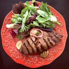 Hesson Haus: Summer Steak Marinade