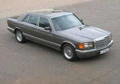 Mercedes Benz 560 SEL - 1986