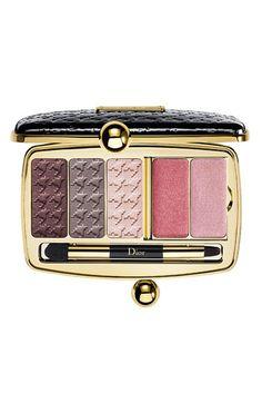 Dior Pink Gold Minaudiere