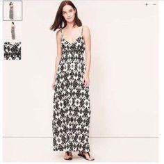472e9e05f9683 Ann Taylor Loft Maxi Dress Cute Maxi Dress
