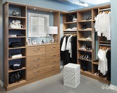 Master Bedroom Closet. Custom Closet Design, Custom Closets, Closet Designs,  Closet Storage