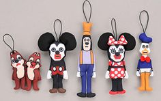Cubic Mouth Disney family XD