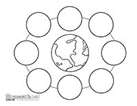 terms of use free phases of the moon clipart worksheets coloring pages and science notebooking page these worksheets show children